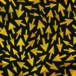 Arrows. Seamless pattern. — Stock Vector