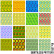 Seamless pattern. — Stock Vector #34507009