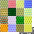 Seamless pattern. — Stock Vector #34508665