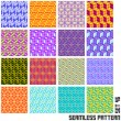 Seamless pattern. — Stock Vector #34508679