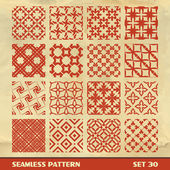 SEAMLESS vintage pattern. — Stock Vector