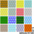 Seamless pattern. — Stock Vector #34511141