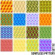 Seamless pattern. — Vettoriali Stock