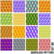 Seamless pattern. — Stock Vector #34518831