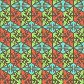 无缝的抽象图案 — 图库矢量图片