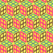 Seamless abstract pattern — Vettoriale Stock