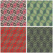 Seamless pattern — Stockvector