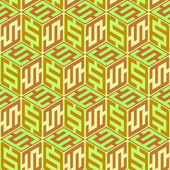 Seamless abstract pattern — Vecteur