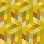 Sömlösa mosaikmönster — Stockvektor