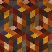 Sömlös vintage mönster — Stockvektor