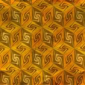 ビンテージのシームレスなパターン. — ストックベクタ