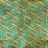 Sömlös vintage mönster. — Stockvektor