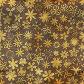 Seamless vintage pattern — Stock Vector