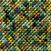 Seamless mosaic pattern — Vetorial Stock