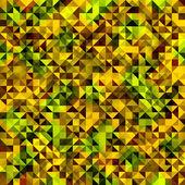 Seamless mosaic pattern — Stock Vector