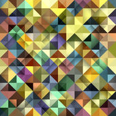 Padrão em mosaico sem emenda — Vetor de Stock