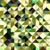 シームレスなモザイク パターン — ストックベクタ