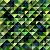 Naadloze mozaïek patroon — Stockvector