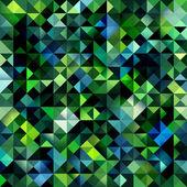 Seamless mosaic pattern — Stok Vektör