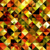 Seamless mosaic pattern — Stockvector