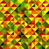 Modello mosaico senza soluzione di continuità — Vettoriale Stock
