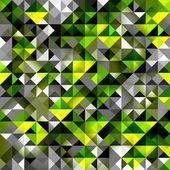 Naadloze mozaïek patroon. — Stockvector