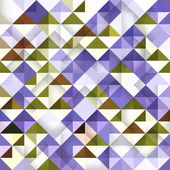 Seamless mosaic pattern — Vector de stock