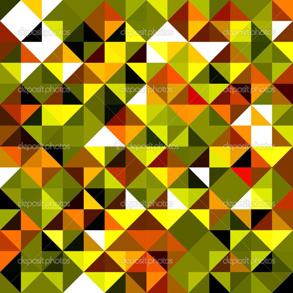 无缝的马赛克图案.抽象背景