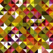 Seamless mosaic pattern — Cтоковый вектор
