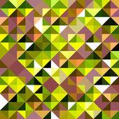 Nahtlose Mosaik-Muster — Stockvektor