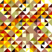 Seamless mosaic pattern — Vecteur