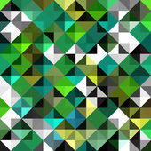 Seamless mosaic pattern — Stockvektor