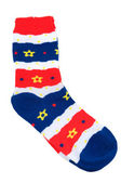 The socks — Stock Photo