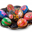 Easter-eggs — Stock Photo