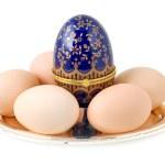 Easter eggs — Stock Photo #2943892