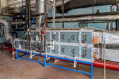 Ventilating plant — Stock Photo