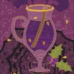 Amorous Elixir — Stock Vector