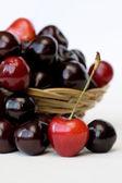 Red Cherries — Stock Photo