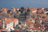 Dubrovnik - Old City — Stock Photo