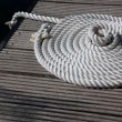 Mooring Rope — Stock Photo #40340893