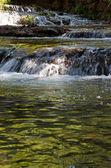 Green Cascade — Stock Photo