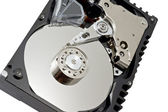 Hard disk drive HDD — Stock Photo
