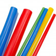 Stock Photo: Heat Shrink Tubing