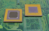 Cpu processors — Stock Photo