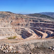 Royalty-Free Stock Photo: Open pit mine