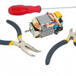 Stock Photo: Electric equipment