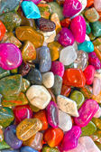 Varicoloured stone — Foto Stock