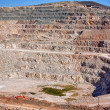 Stock Photo: Open pit mine