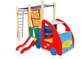 Children's playground — Stockfoto