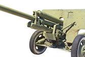 Vieux canon soviétique — Photo